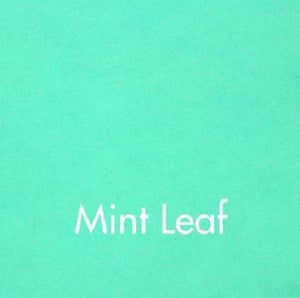 Load image into Gallery viewer, Woolfelt: Mint Leaf 18 x 12 inches