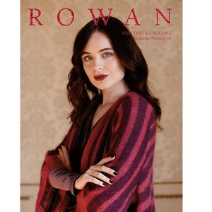 Load image into Gallery viewer, Rowan - Knitting & Crochet Magazine Number 64