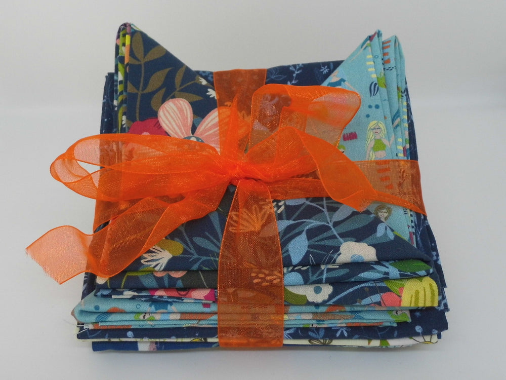 Fat Quarter Pack - 7 Pieces