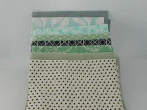 Fat Quarter Pack - Eight Pieces
