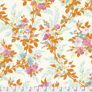 Darling Meadow - Little Bouquet Ivory by Tanya Whelan