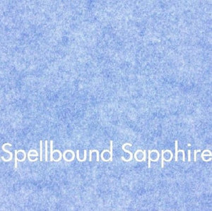 Load image into Gallery viewer, Woolfelt: Spellbound Saphire 18 x 12 inches