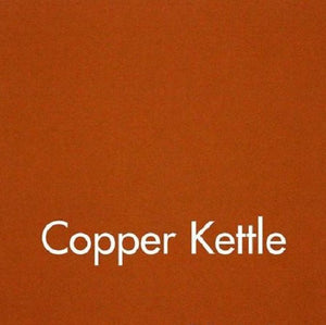Woolfelt: Copper Kettle 18 x 12 inches
