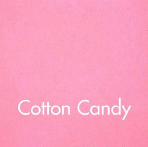 Woolfelt: Cotton Candy 18 x 12 inches
