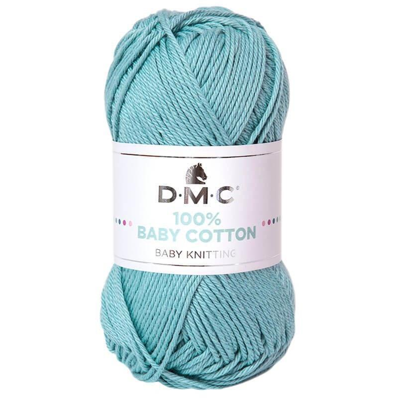 D.M.C. 100% Baby Cotton - Light Denim