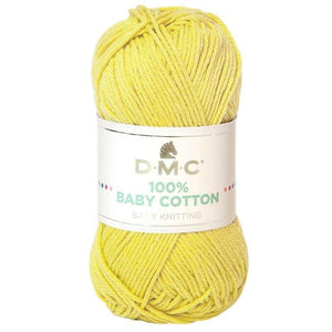 Load image into Gallery viewer, D.M.C. 100% Baby Cotton - Sunshine