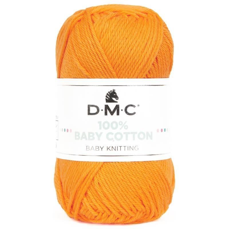 D.M.C. 100% Baby Cotton - Mango