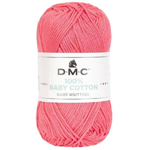 Load image into Gallery viewer, D.M.C. 100% Baby Cotton - Coral