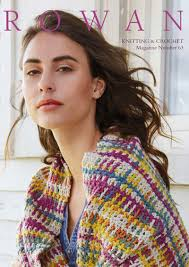 Rowan - knitting and crochet magazine number 63