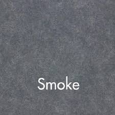 Woolfelt: Smoke 18 x 12 inches