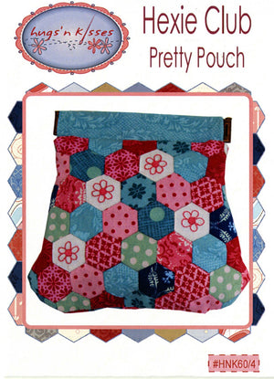 Hugs'nKisses Hexie Club - Pretty Pouch