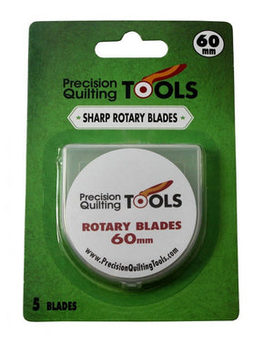 Load image into Gallery viewer, Precision Quilting Tools 60mm rotary blades