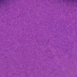 Woolfelt: Purple Rain 18 x 12 inches