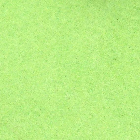Woolfelt: Chartreuse 18 x 12 inches
