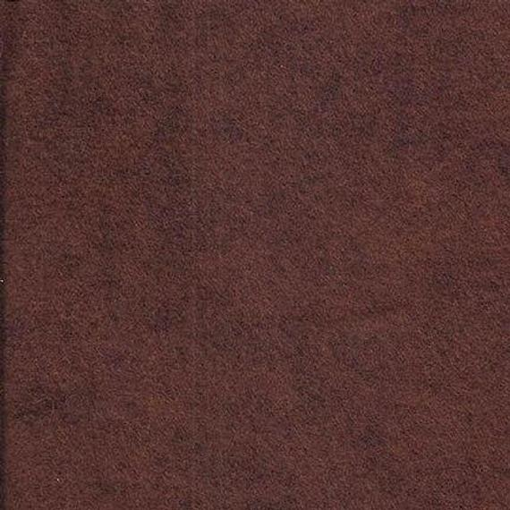 Woolfelt: Bewitching Brown 18 x 12 inches