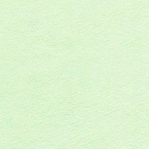 Woolfelt: Hint of Mint 18 x 12 inches