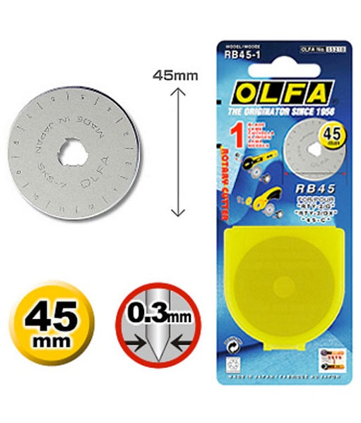Load image into Gallery viewer, Olfa Rotary Cutter Blades