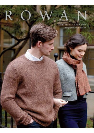 Rowan Knitting and Crochet  - Magazine Number 66
