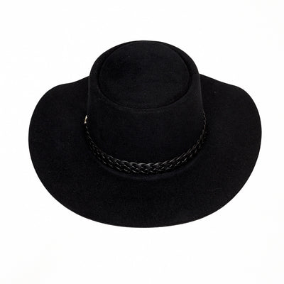The Lash Stetson Hat - Made Exclusively for Waylon Jennings - Hat - Waylon Jennings Merch Co.