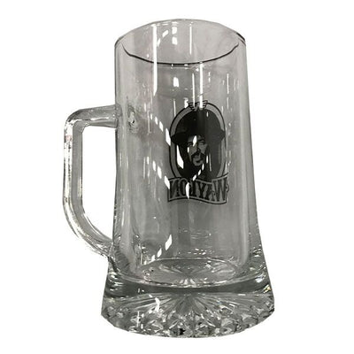 Waylon Jennings Portrait Beer Mug - Accessories - Waylon Jennings Merch Co.