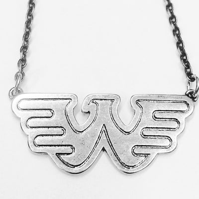 Waylon Jennings Flying W Necklace - Accessories - Waylon Jennings Merch Co.
