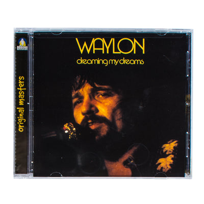 Waylon Jennings - Dreaming My Dreams CD - Music - Waylon Jennings Merch Co.