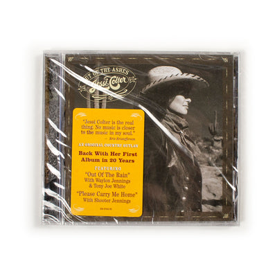 Jessi Colter - Out of The Ashes CD - Music - Waylon Jennings Merch Co.