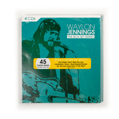 Waylon Jennings - The Box Set Series - Music - Waylon Jennings Merch Co.