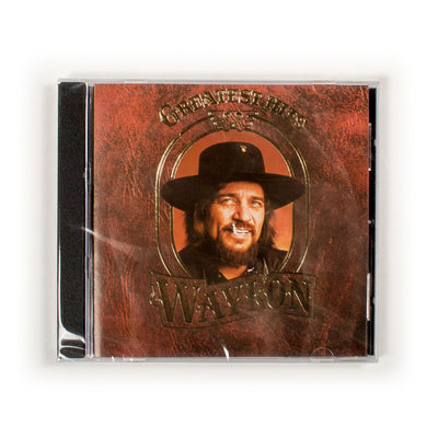 Waylon Jennings - Greatest Hits CD - Music - Waylon Jennings Merch Co.