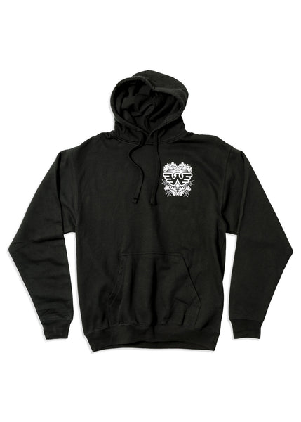 Flying W Crest Pullover Hoodie