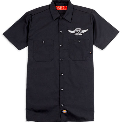 Flying W Waylon Jennings Shop Shirt - Men's Tee Shirt - Waylon Jennings Merch Co.