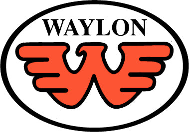 Waylon Jennings Flying W Patch - Accessories - Waylon Jennings Merch Co.