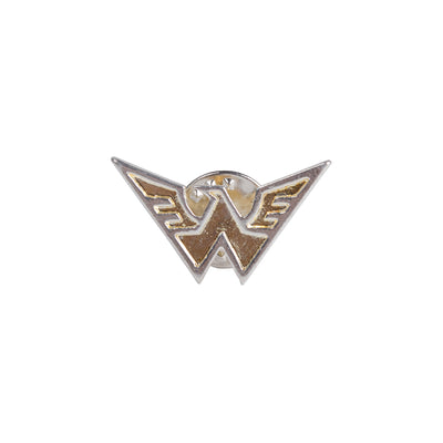 Waylon Jennings Deadstock Symbol Pin -  - Waylon Jennings Merch Co.