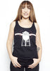 Waylon Jennings Littlefield Women's Tank - Women's Tank Top - Waylon Jennings Merch Co.