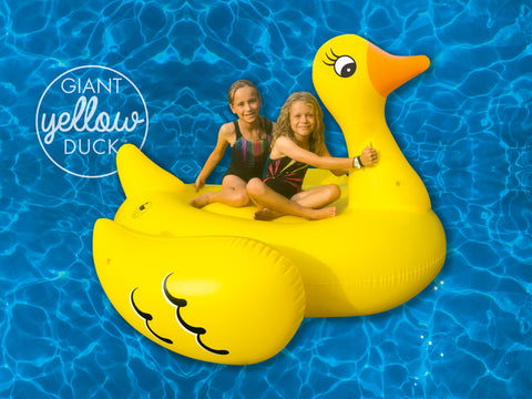 Giant Yellow Duck- NEW RELEASE!