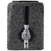 Wyndham House Granite Liquor Dispenser with Stainless Steel Tap Bar Accessory