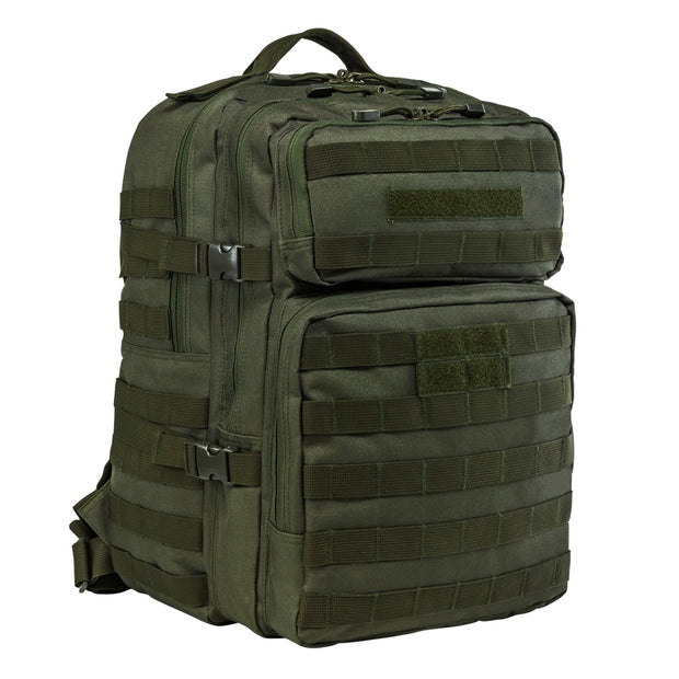 VISM Tactical Assault Backpack Molle Military Bag Camping Hiking 5 Color CBA2974