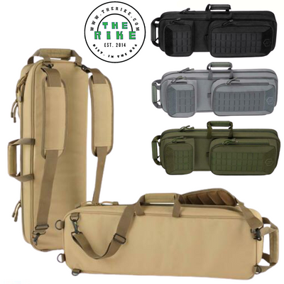 Padded Urban Takedown Case Adjustable Compartments Savior Equipment