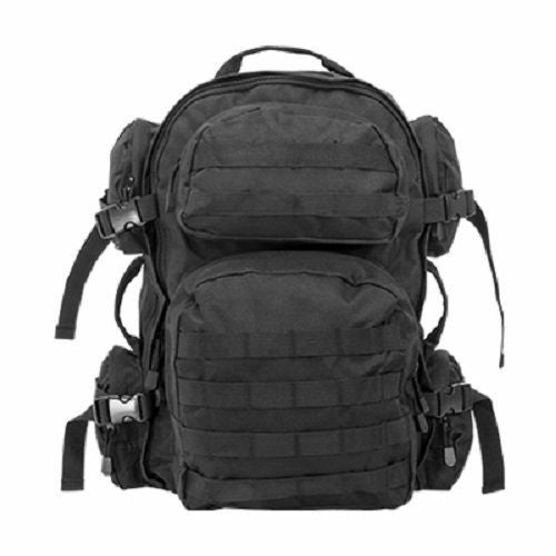 VISM Tactical Backpack Molle Utility Bag Survival Bug out bag Travel Hunting 20L