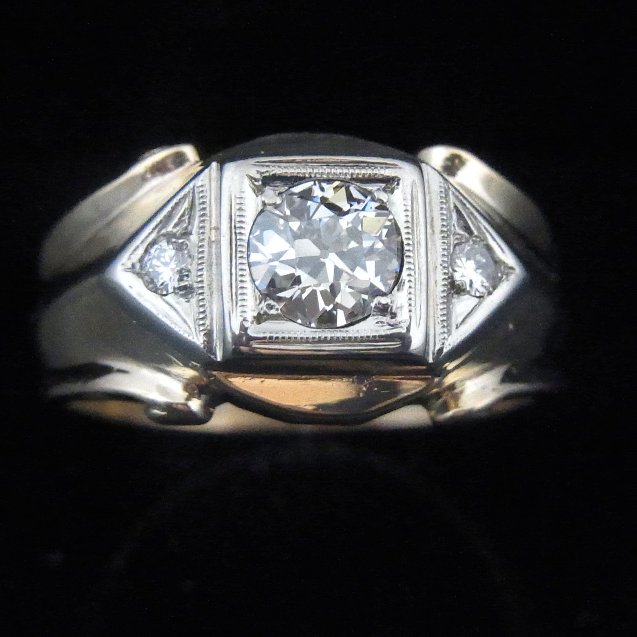 ring included round stone oval platinum semi lucida mount diamond image engagement