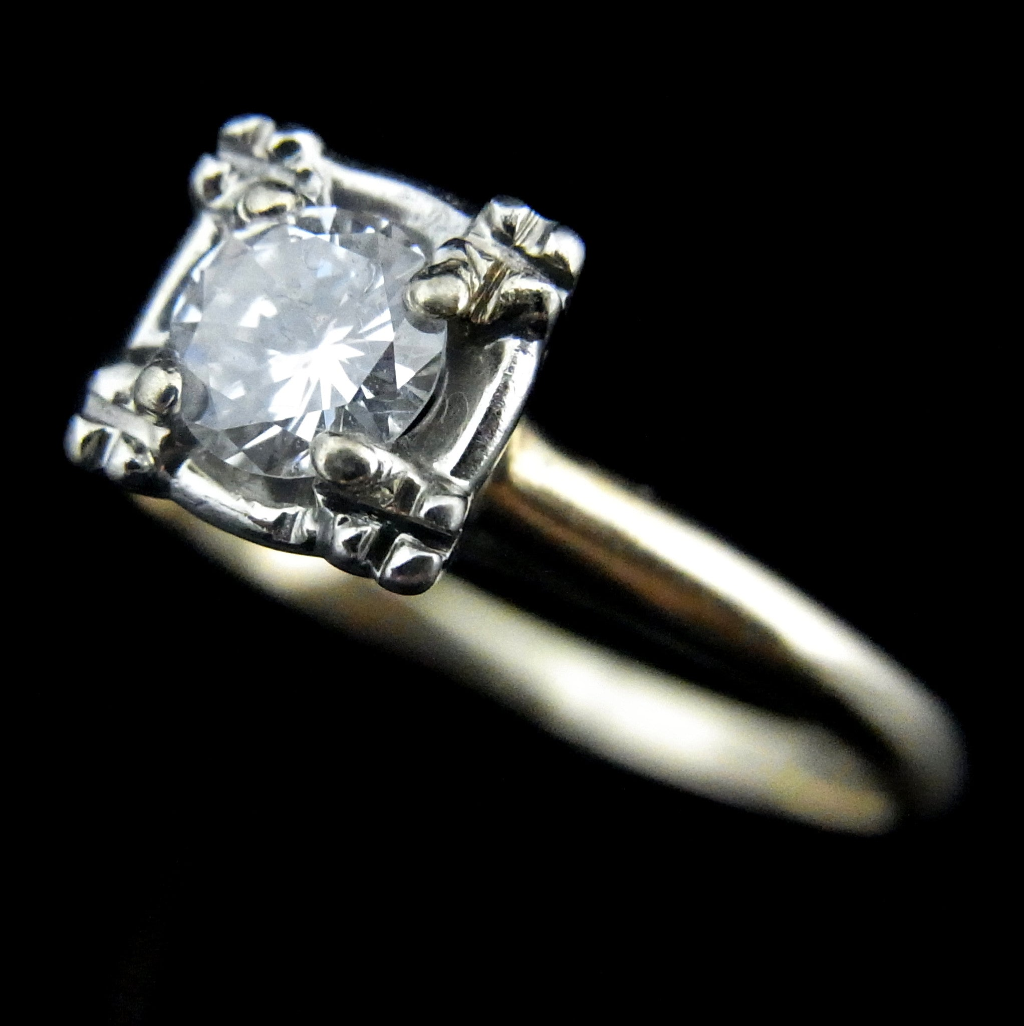 with collections engagement a yellow pave rings ring cushion cut diamond graff stones and promise white setting side