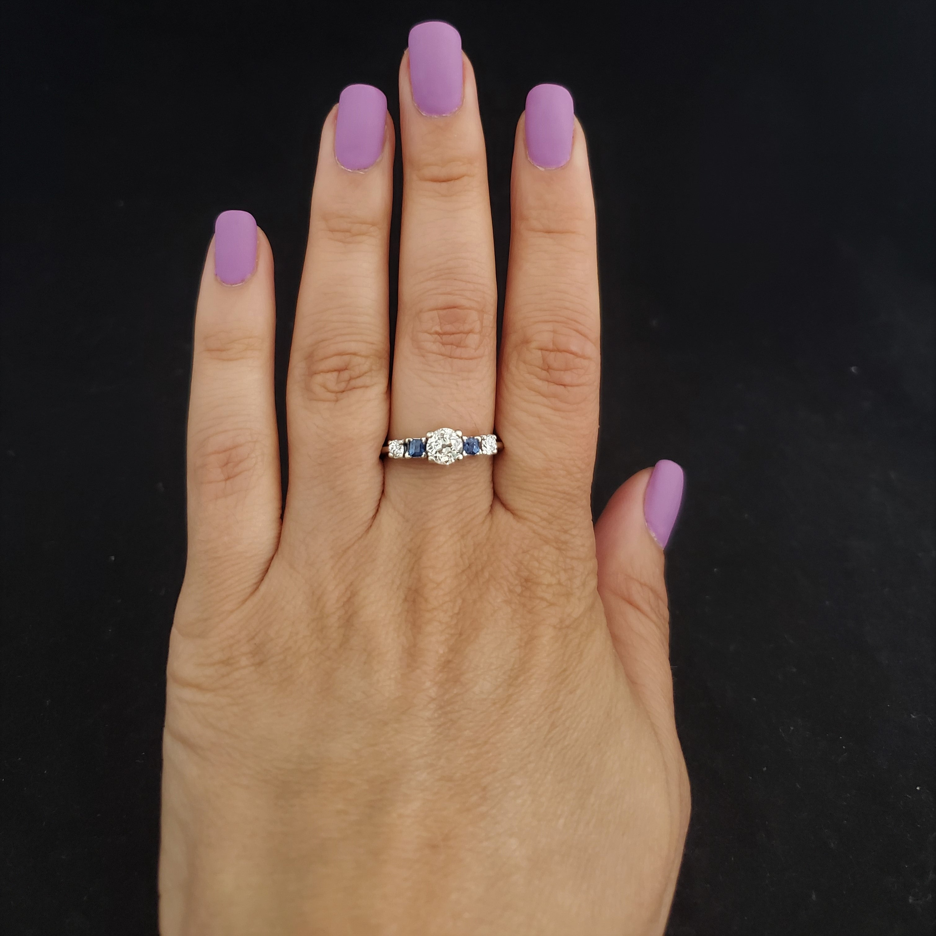 Engagement Rings Newcastle: Estate Jewelry
