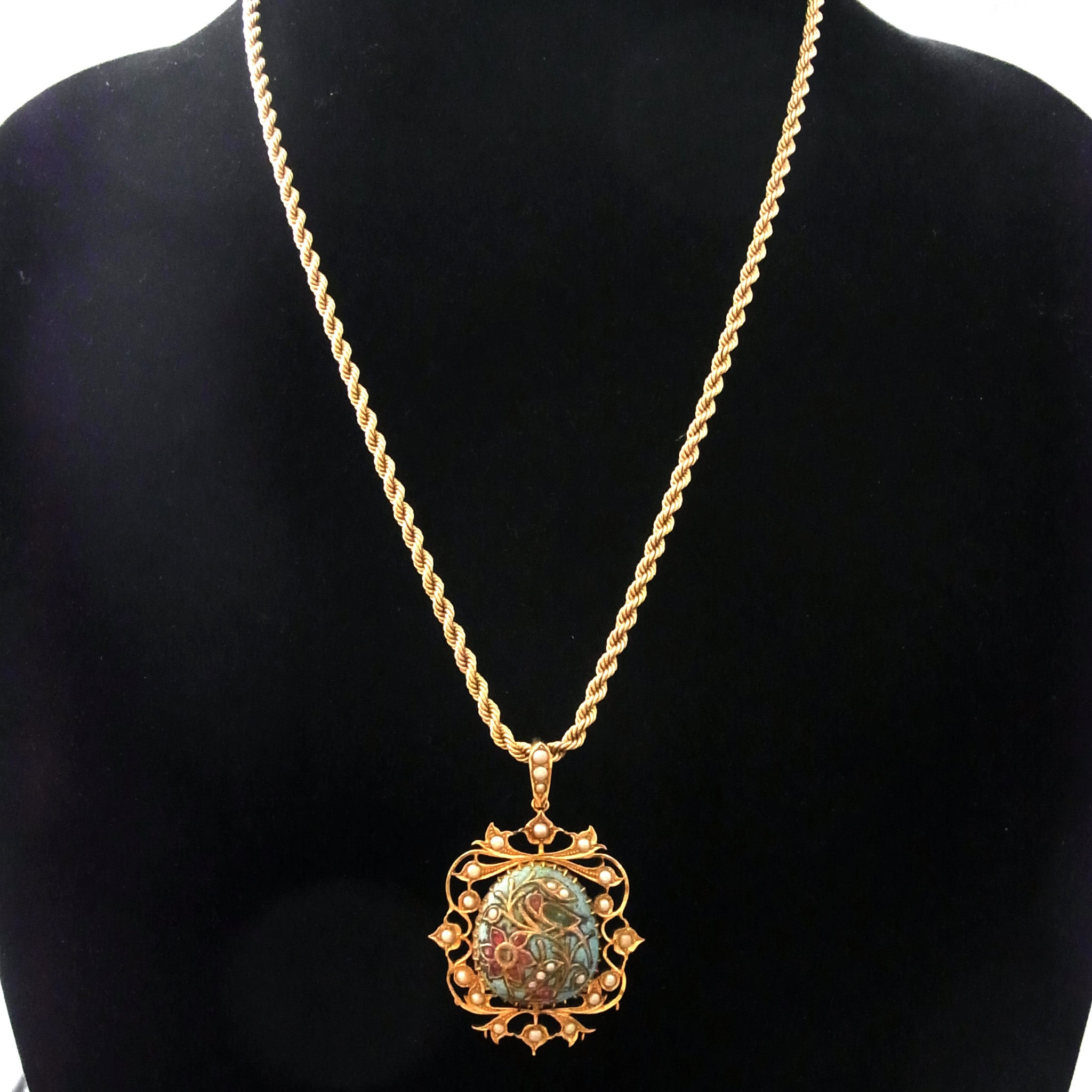 pendant necklace expand to full diamond click gia ej and gold antique ruby unheated item