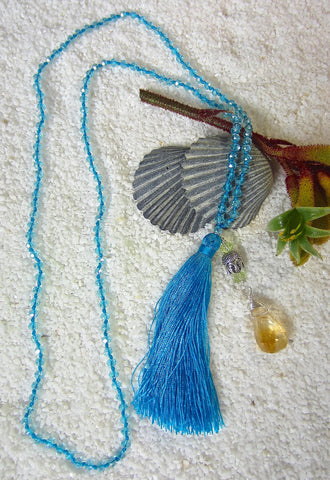 Beaded Bohemian - Sea Goddess