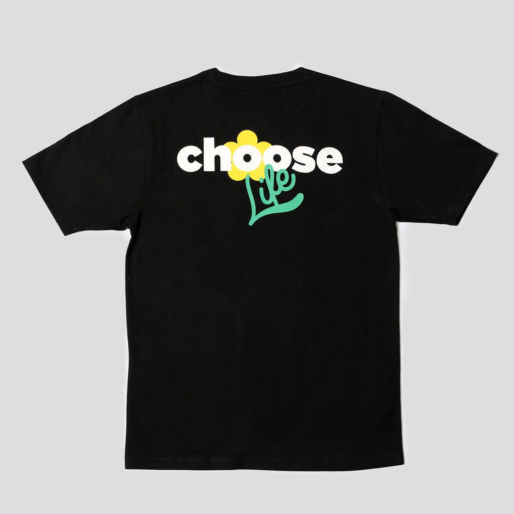 Choose Life Tee - Black