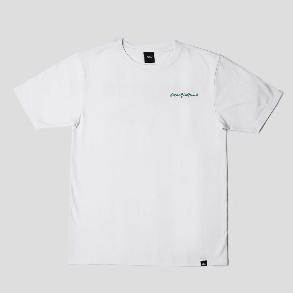 Choose Life Tee - White