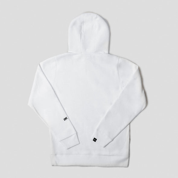 Wordlogo Pullover - White