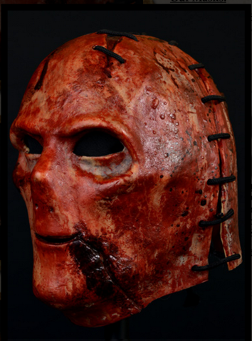 TOK MASK Autographed
