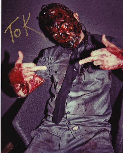 The Orphan Killer Autographed 8x10
