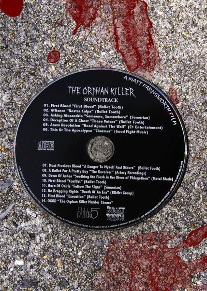 The Orphan Killer DVD [Region Free]